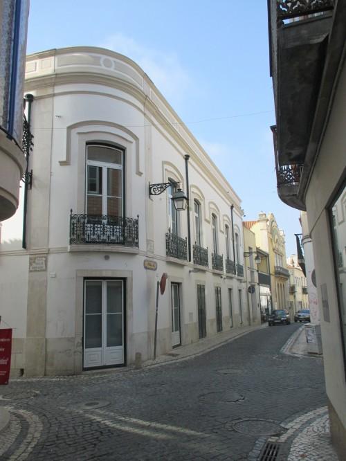 Palácio João Afonso, Santarém