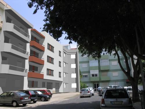 Projecto de Habitação na Rua Francisco António da Silva, Oeiras