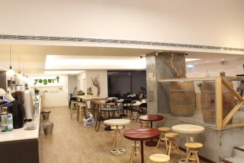 Projecto de acústica e AVAC para o Choupana Café Lisboa